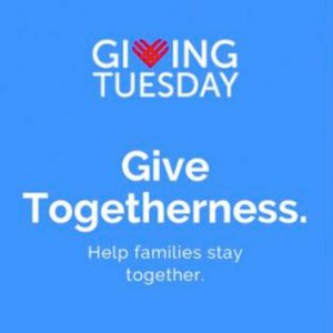 Give Togetherness on Giving Tuesday