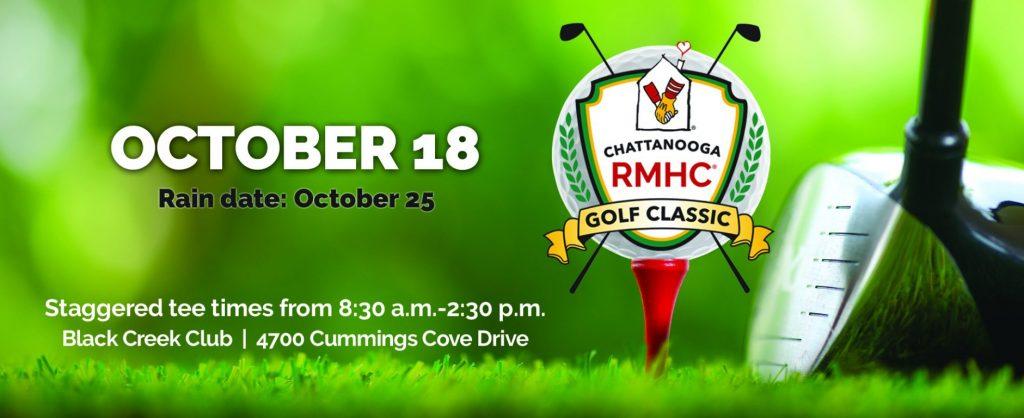 RMHC Golf Classic october 18 rain date october 25